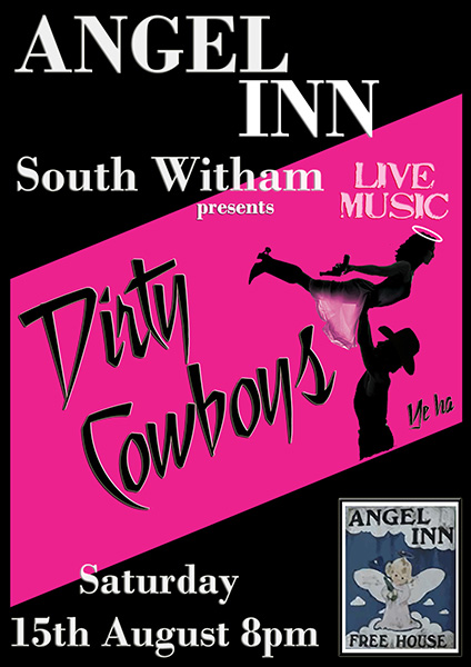 Dirty Cowboys - South Witham
