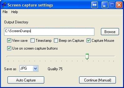Windows 7 Auto Screen Capture 2.1.6.5 full